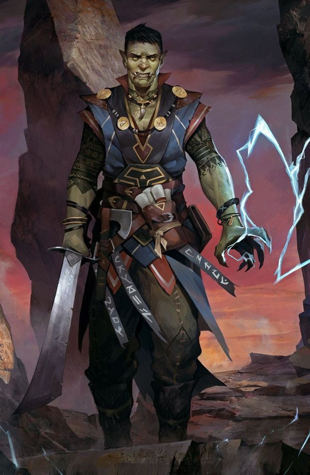 Regongar Personagens Dnd Dungeons And Dragons Personagens Masculinos