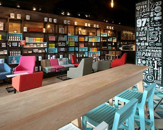 Coffee Shop Interior Design Retro Coffee Shop Interior