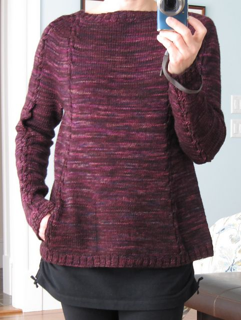 Ravelry: Barnard Raglan pattern by Angela Hahn