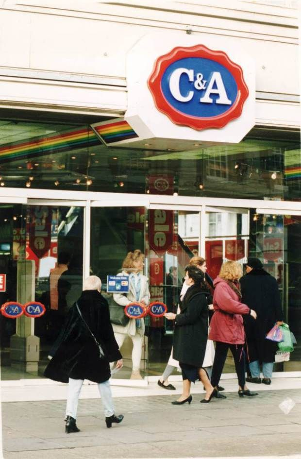 C&A store