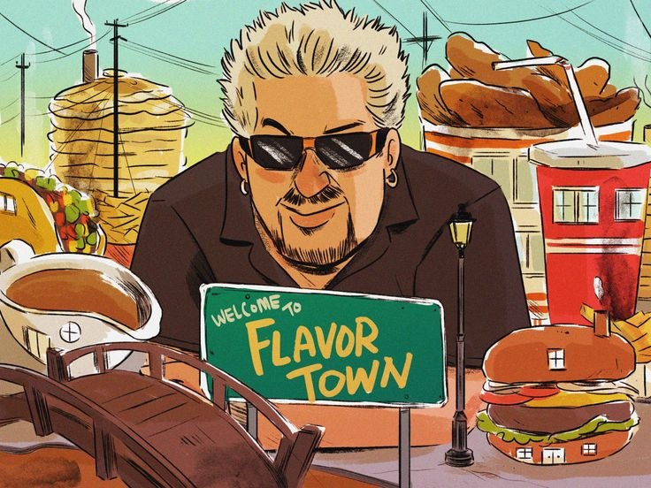 Guy Fieri Slang 101: How to Talk Like the Mayor of Flavortown   First We Feast