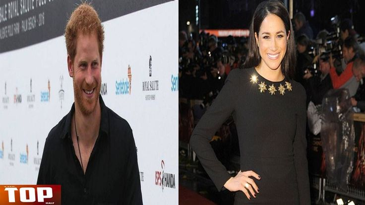 Prince Harry's girlfriend Meghan Markle caught up in a scandal; will royals take legal action - YouTube