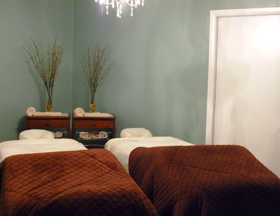 massage room images | ... body treatments, massage therapy, waxing, eyelash extensions and more