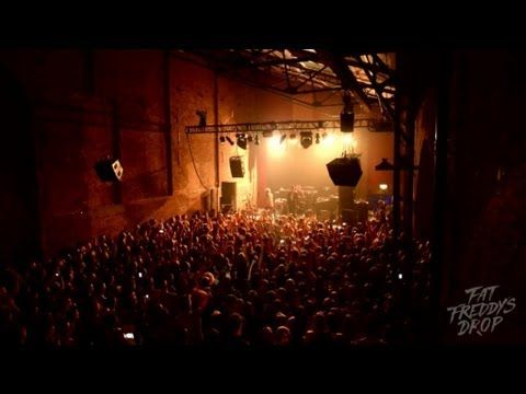 Fat Freddy's Drop, Blackbird Live at Village Underground, London - YouTube