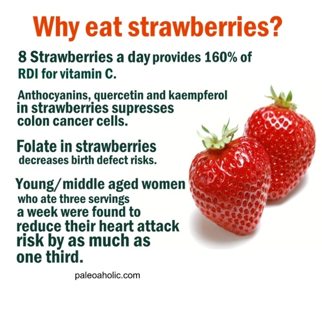 11 Best Images About Health Benefits Of Strawberries On