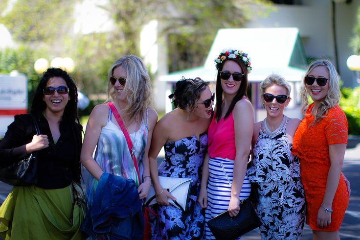 A day at the races is the perfect excuse for a girls day out!
