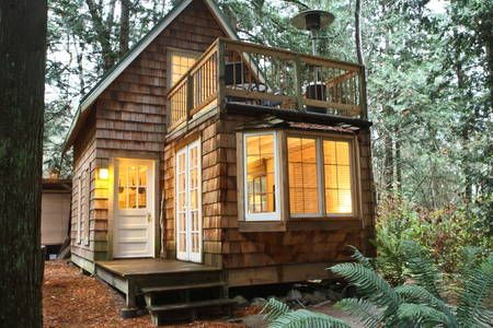 Check out this awesome listing on Airbnb: Gingerbread cottage - Houses for Rent in Point Roberts
