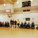 """The remarkable """"Association of Help for Disabled Children in Zamość"""" called """"Step-by-Step"""" hosts a club, as part of its holistic approach to the conductive education, health and development of disabled children and young people in the region. A centre of excellence in Powerchair Football."""