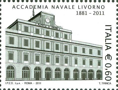 2011 - 150º anniversario della marina militare - Accademia navale di Livorno