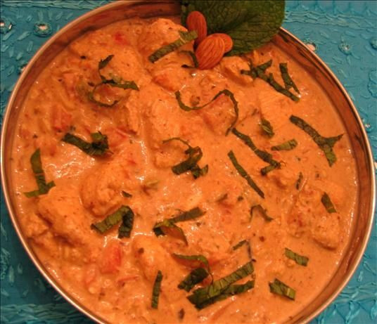 Balti Butter Chicken. Photo by eatrealfood