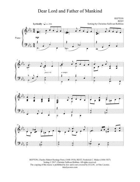 pentecost sheet music