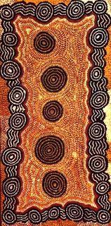 ANTROPOLOGIA: ARTE ABORIGEN AUSTRALIANO