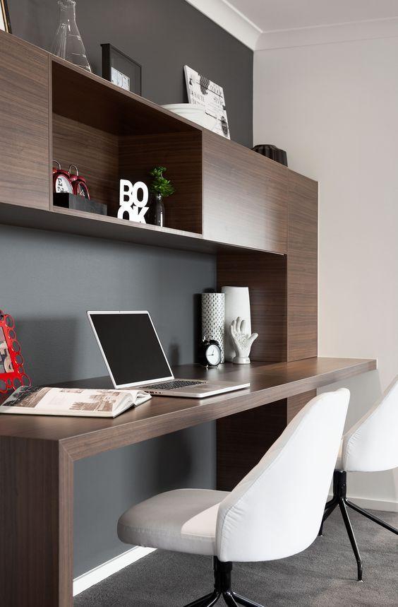 Best Study Room Design: 64 Best Inspiring Home Office Design Ideas