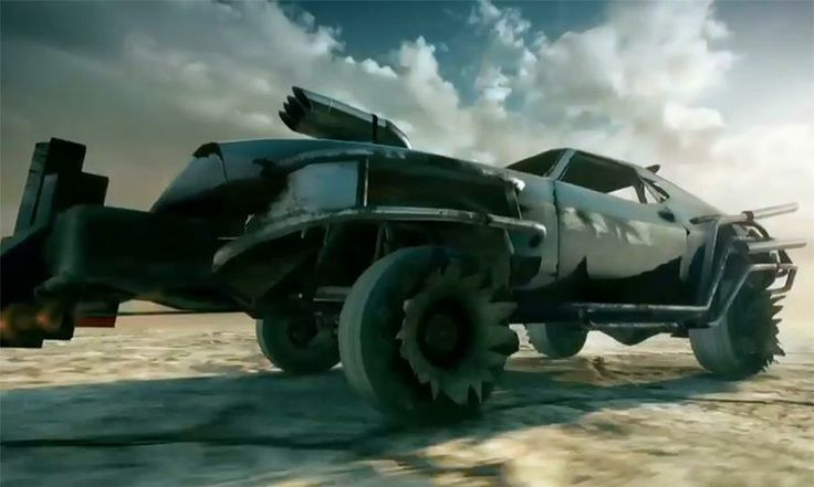 Watch the 'Mad Max' video game trailer for Xbox 360, Xbox One, PS3 and PS4 - Autoweek
