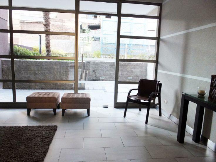 santiago de chile, departamentos turisticos en tarapacá para arendar, entrada a la picina/sala de estar