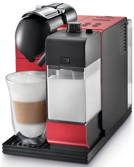 Nespresso Lattissima Plus from Delonghi