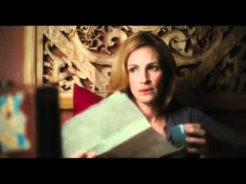 eat pray love trailer - YouTube