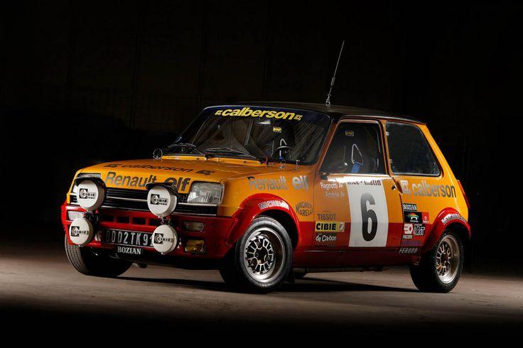 Renault 5 Alpine Grup 2, perquè al pot petit hi ha la bona confitura