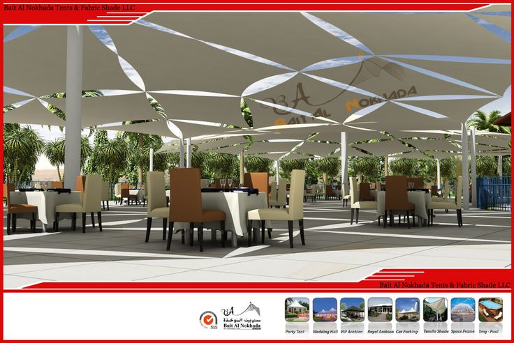Fabric Shade Structures : Fabric shade structures tensile shades