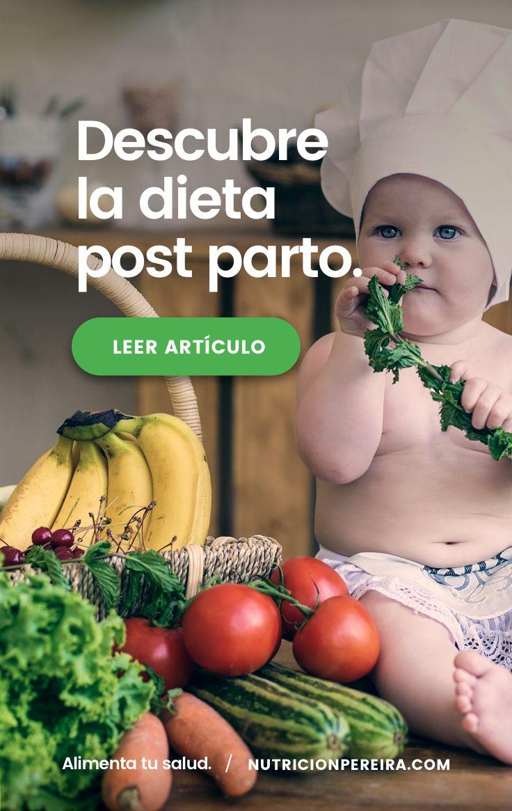Dietas para adelgazar despues del parto como
