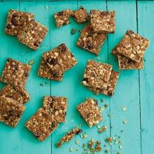 Tupperware - Cranberry, Seed and Oat Crunchies