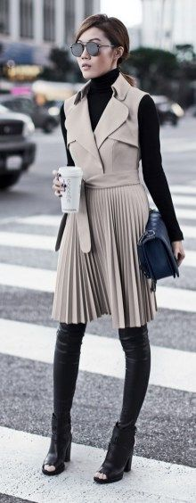 Perfectly cool work outfit for women style tips (61)