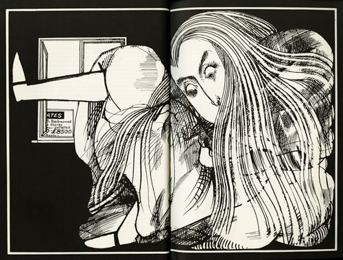 Alice in Wonderland Illustrated by Ralph Steadman: steadman_alice6.jpg