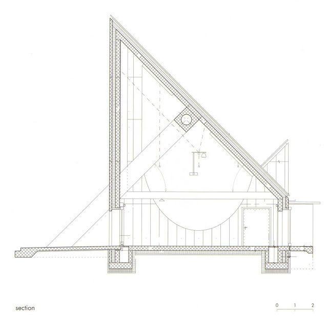 Valerio Olgiati Architect   Auditorio Plantahof   HIC Arquitectura