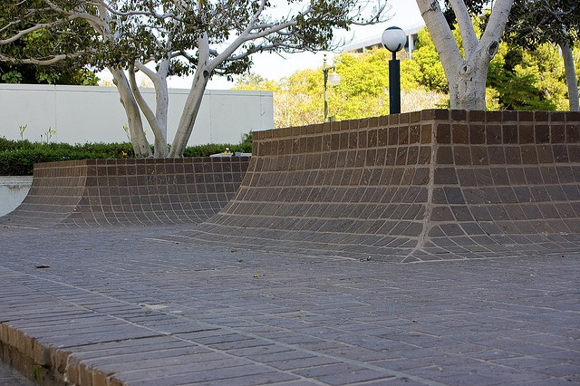 Famous Skate Spot Downtown Los Angeles By Bumhip Via