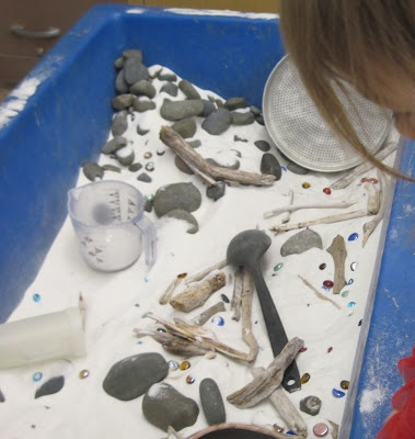 sandwater table ideas