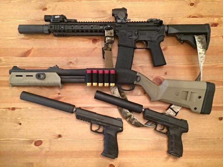 badger-actual: Triple barrel sbs. - knives, guns, and tactical ...