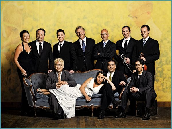 Pink Martini   - Most amazing and eclectic and whimsical group - i adore them