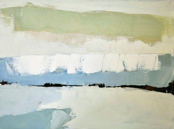 Blue Arrangement- Sandra Pratt
