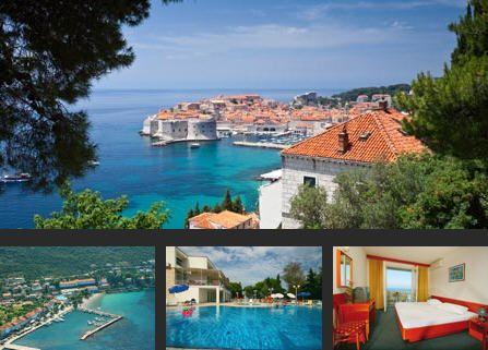Voyage Croatie Go Voyages, promo séjour Dubrovnik pas cher Go Voyage au Hôtel Faraon 3* à Dubrovnik prix promo séjour GoVoyages à partir 369,00 € TTC 8J/7N Tout compris