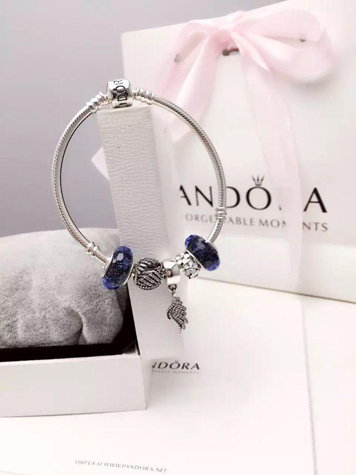Blue Pandora Bracelet Designs Photo Albums - Fabulous Homes ...