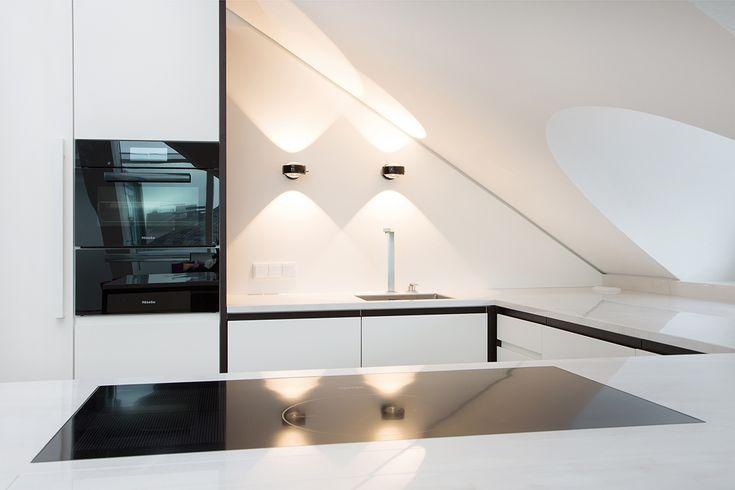 die besten 20 k che dachschr ge ideen auf pinterest k cheneinrichtung dachschr ge. Black Bedroom Furniture Sets. Home Design Ideas