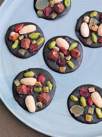 Sidste øjebliks chokoladepastiller UH4814