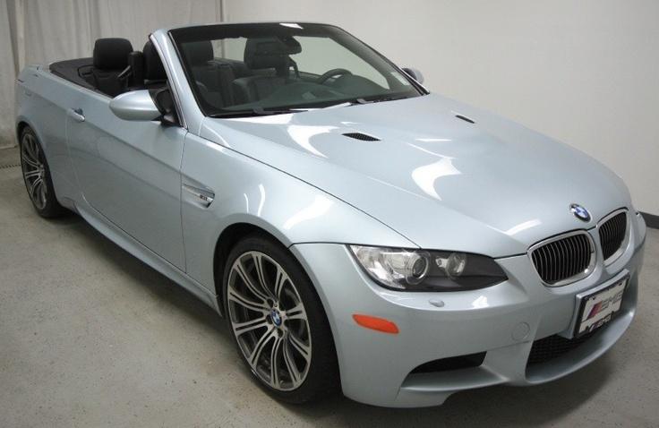 2009 BMW M3 Convertible w/ Navigation  $40,300  43k miles, manual transmission  Silver w/ Black Leather