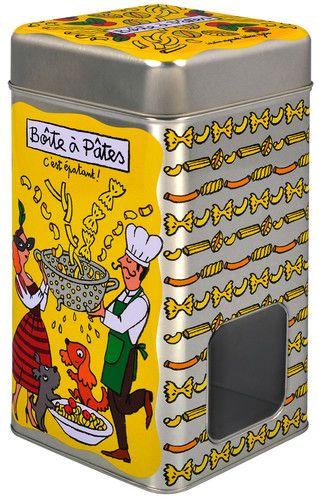 keladeco.com - Boite à pâtes epatant, boite de rangement à #pâtes - DERRIÈRE LA PORTE