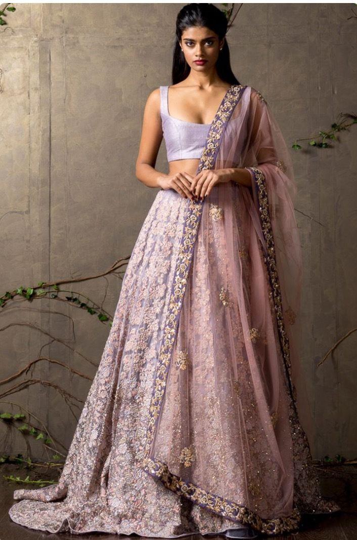 Shyamal & Bhumika Lavender Lehenga Choli - Buy Replica at Gujarati Dresses - 1800$ USD http://www.gujaratidresses.com/shyamal-bhumika-lavender-lehenga-choli/