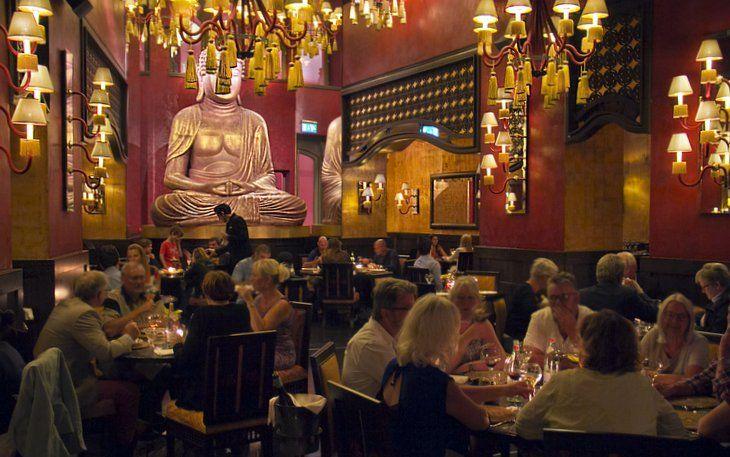 Buddha Bar-Budapest