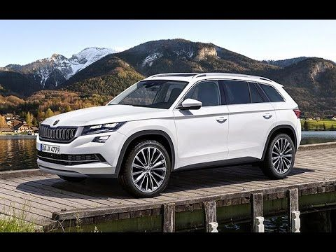 2017 Skoda Kodiaq -Test Drive - YouTube
