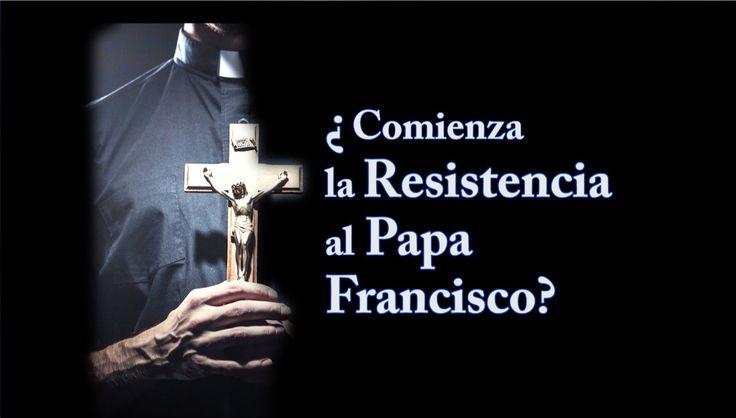 VIDEO: ¿COMIENZA LA RESISTENCIA AL PAPA FRANCISCO? VIDEO PARA UN CAFÉ C...