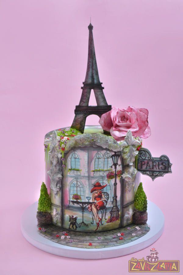 Paris Cake by Nasa Mala Zavrzlama