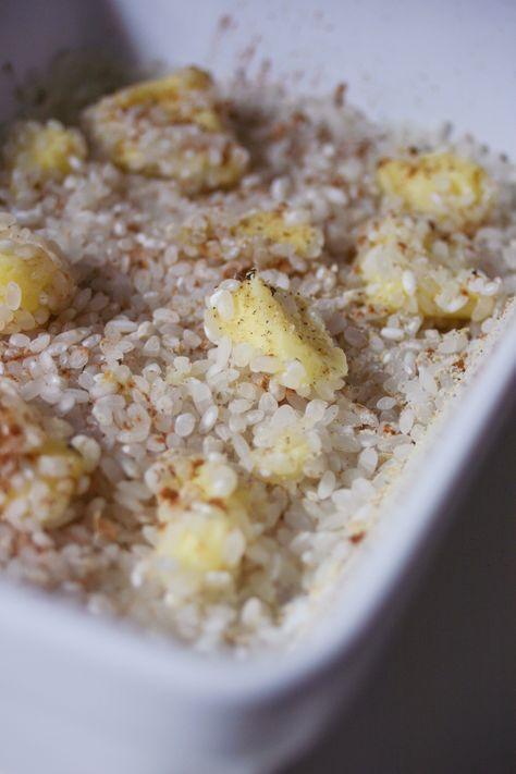 Alors là ! C'est du sérieux. Cette recette n'est pas celle d'un riz au lait classique. C'est la recette du riz au lait de mon enfance, celui de l'une de mes grands mèr…