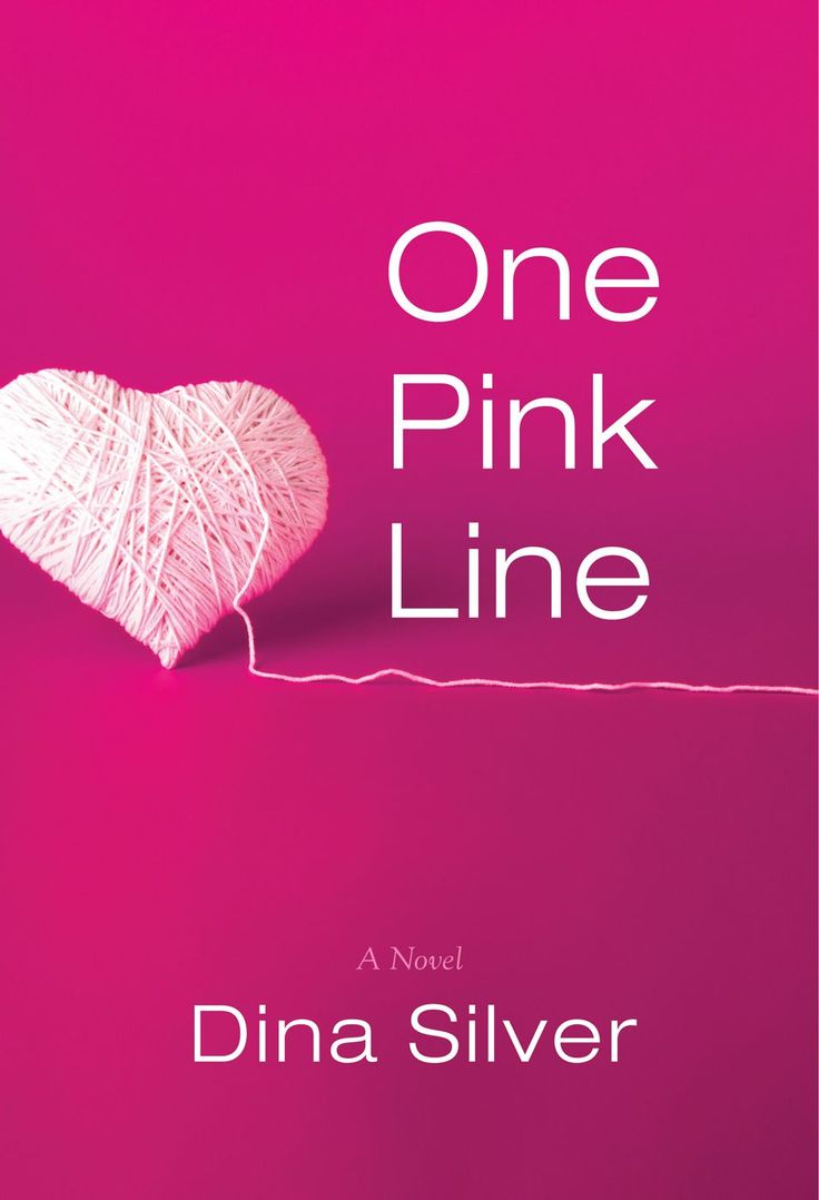 One Pink Line  Kindle Edition By Dina Silver Literature & Fiction Kindle  Ebooks @