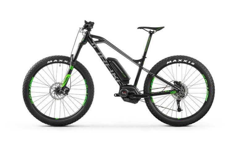 Test VTT Mondraker e-Vantage R+ 500Wh 2016 : vélo Assistance électrique