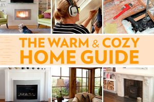 House Logic has more than 9 mood-lifting ideas to make your home more welcoming and efficient this winter.