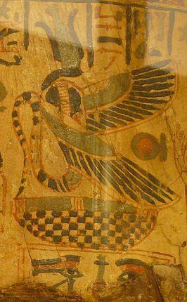 Wadjet (ook bekend als Wadjit) was een oude godin in de Egyptische mythologie.