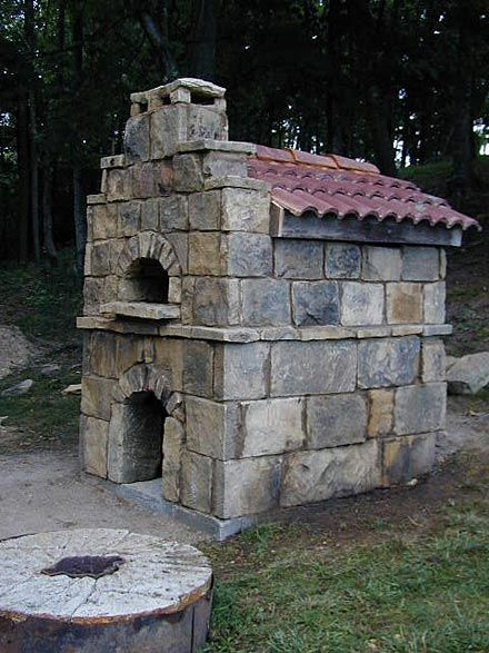 1000 ideas about pizza oven outside on pinterest fire pizza pizza ovens and outdoor stone - Outdoor stone ovens ...